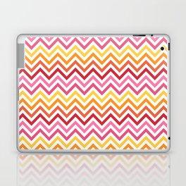 Rainbow Chevron #1 Laptop & iPad Skin
