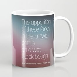 Poetry Coffee Mug