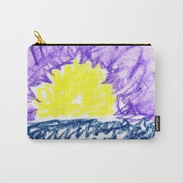 here comes the sun III Carry-All Pouch