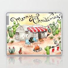 Airstream Christmas Laptop & iPad Skin