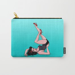 Pin Up Retro Carry-All Pouch