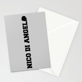 Nico Di Angelo Skull  Stationery Cards