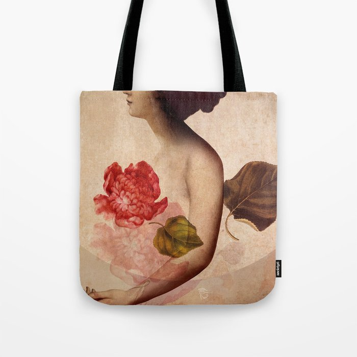 It Comes And Goes Tote Bag
