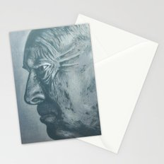 vladimir nabokov-grey scale Stationery Cards
