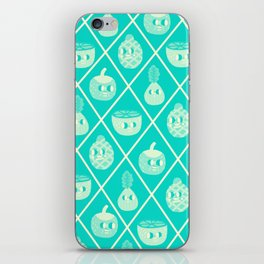 Fruit and Friends iPhone Skin