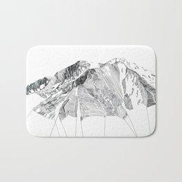 Mount Sopris Bath Mat