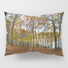 Autumn Woods Pillow Sham