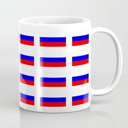 Flag of russia 2 -rus,ussr,Russian,Росси́я,Moscow,Saint Petersburg,Dostoyevsky,chess Coffee Mug