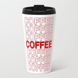 Coffee Coffee Coffee Travel Mug