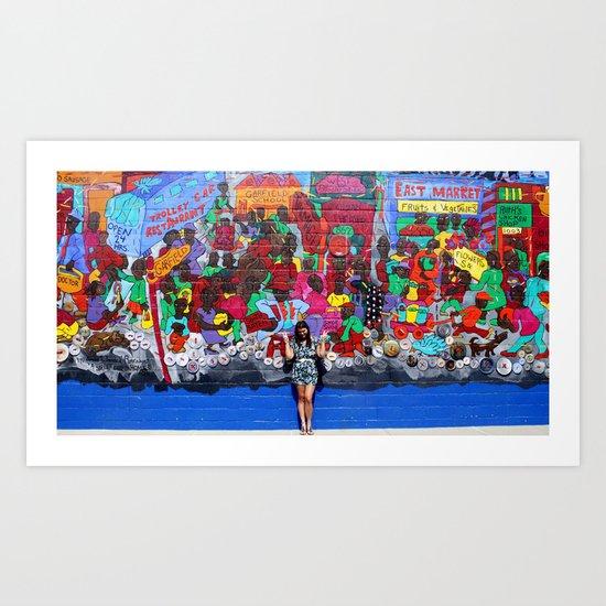 United Peace Art Print