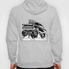 57 Gasser REV-3 BLACK Hoody