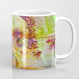 """ Mascarade ""  Coffee Mug"