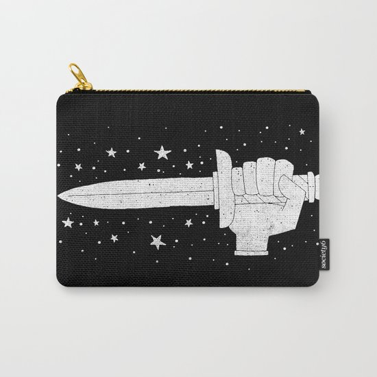 MAGIC DAGGER Carry-All Pouch