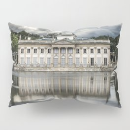 Pretty palace in Warsaw Pillow Sham