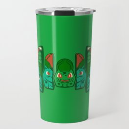 Poketryoshka - Grass Type Travel Mug