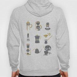 Coffee Equipment Hoody