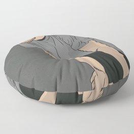 Skater Boy Floor Pillow