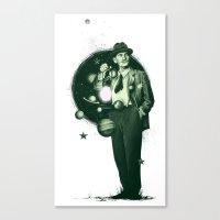 Losing Pluto Canvas Print