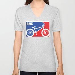 BMX Unisex V-Neck