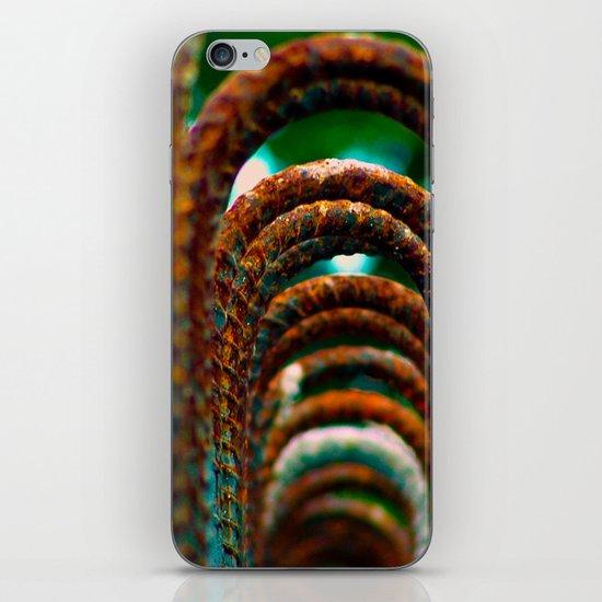 Rebar iPhone & iPod Skin