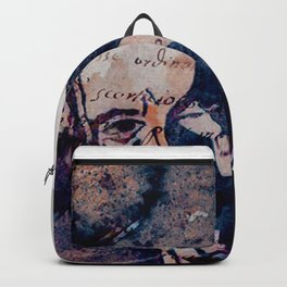 Sherlock Holmes in Latin Backpack