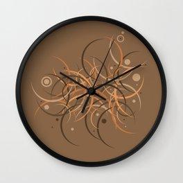 Abstract II Wall Clock