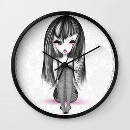 éMo Romantik Gothik 'Dentelle' Wall Clock