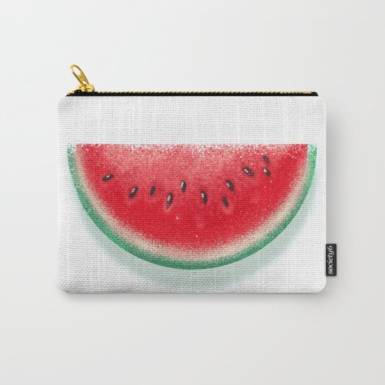 Slices of watermelon Carry-All Pouch