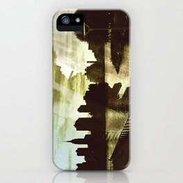 view of how the other half lives iPhone Case