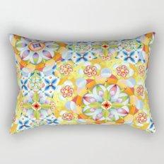 Byzantine Heraldic Rectangular Pillow