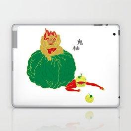 Citrus Ogre Laptop & iPad Skin
