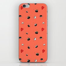Sushi Saturday iPhone & iPod Skin