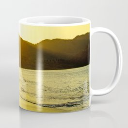 Pacific Sunset Coffee Mug