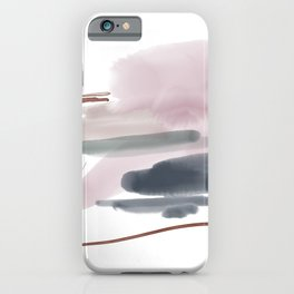 Introversion II iPhone Case