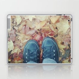 Autumn Feet Laptop & iPad Skin
