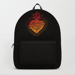 Bleeding Heart – Scarlet version Backpack