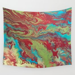 Psychedelic Collection Wall Tapestry
