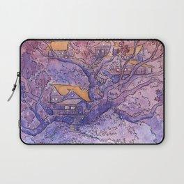 Enchanted Treehouse Laptop Sleeve