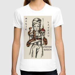 Marie Laveau - Voodoo Queen T-shirt