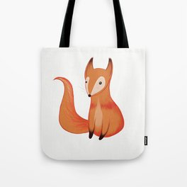 Oh my foxyness Tote Bag