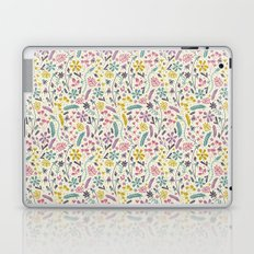 Retro Blooms (Candy) Laptop & iPad Skin