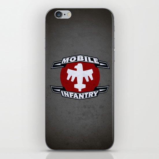 STARSHIP TROOPERS! iPhone & iPod Skin