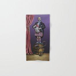 Haunted Mansion Portrait: Dynomite Hand & Bath Towel