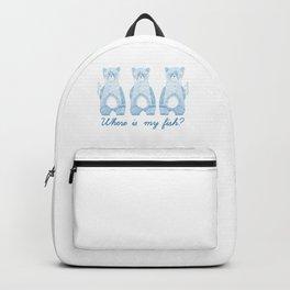 Three bears Backpack