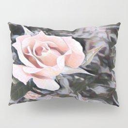 The Rose Pillow Sham