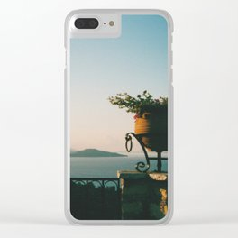 Lefkas II Clear iPhone Case