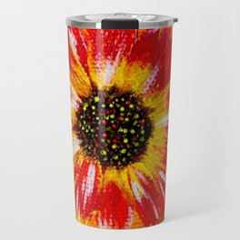 Sunflower - Mazuir Ross Travel Mug