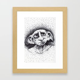 Dobby Framed Art Print