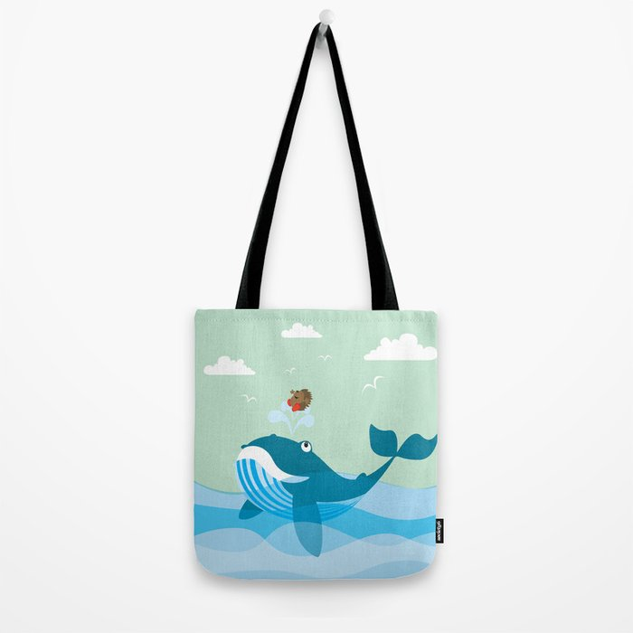 having a good time with my best friend Tote Bag