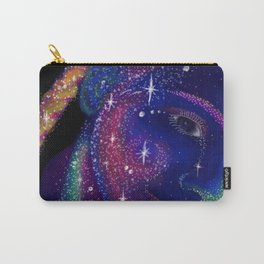 Star Braids Carry-All Pouch